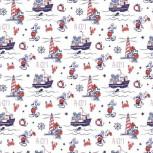 Mickey & Minnie Nautical
