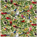 Birds in Paradise Col. 101 Ivory - Due back Jan/Feb
