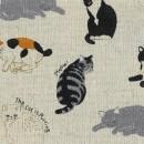 Shimao Col.101 Nat - Cotton/Linen