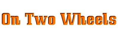 on two wheels banner